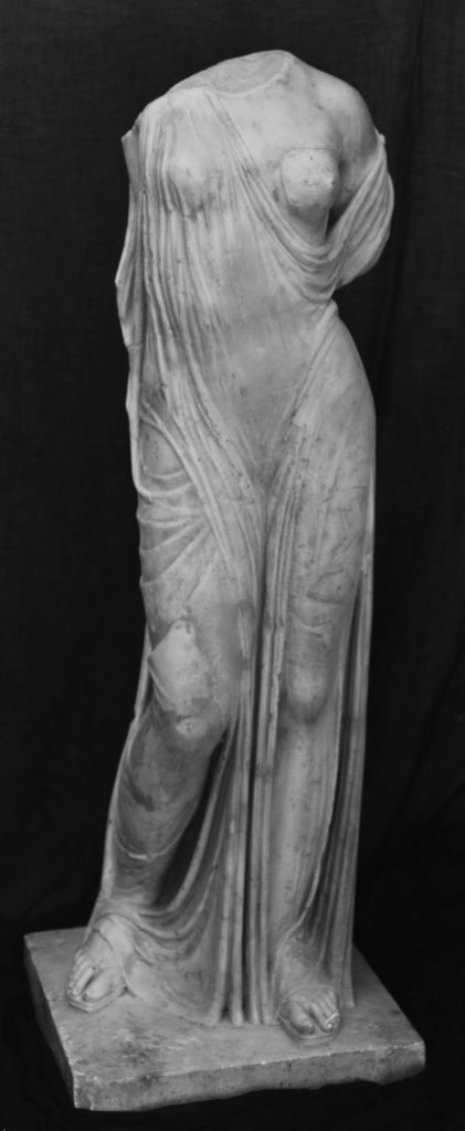 Unknown:Statue of Aphrodite (Venus Genetrix Type),16x12