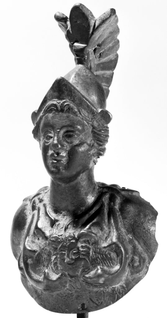Unknown:Imitation Bust of Athena,16x12