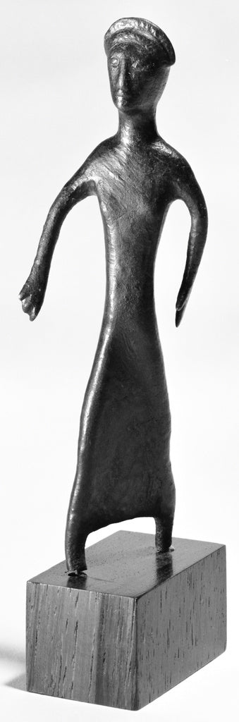 Unknown:Statuette of a Woman,16x12