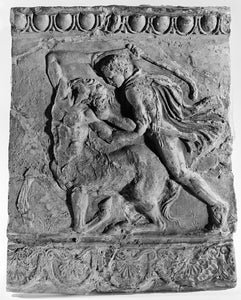 """Campana"" Relief of Theseus Slaying a Centaur,16x12""(A3)Poster"