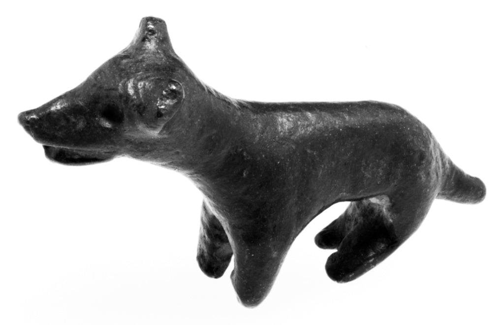 Unknown:Statuette of an Animal,16x12