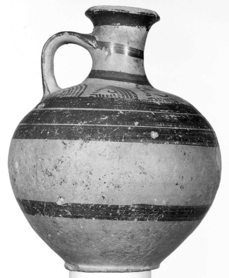"Unknown:Mycenaean Jug,16x12""(A3)Poster"