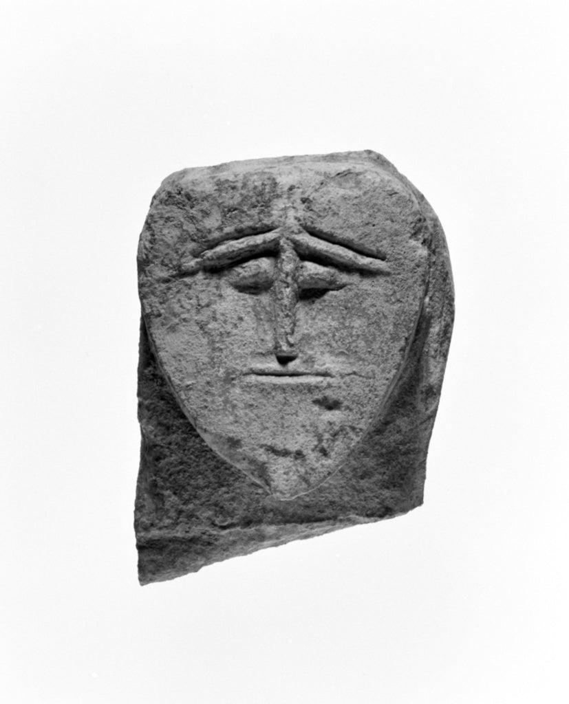 Unknown:Head from a Double-Headed Herm,16x12