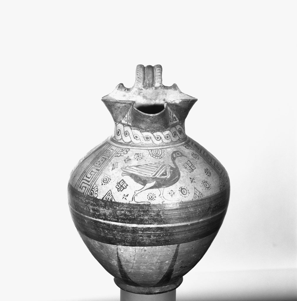 Unknown:East Greek Trefoil Oinochoe,16x12