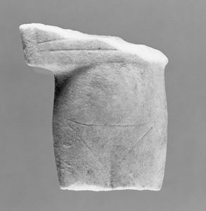 "Schuster Master:Torso Fragment from a Female Figure (Late Sp,16x12""(A3)Poster"
