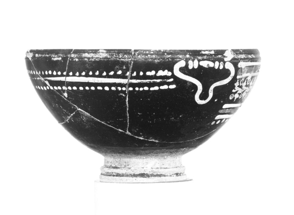 "Unknown:Gnathia Bowl,16x12""(A3)Poster"