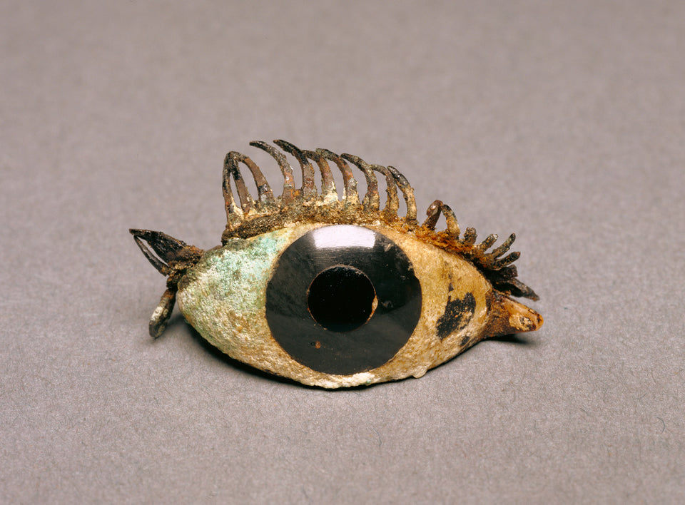 "Unknown:Eye from a Bronze Statue,16x12""(A3)Poster"