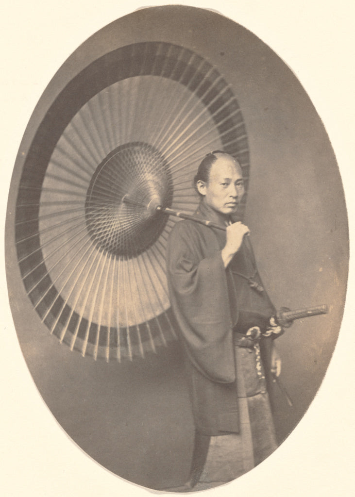 Jesse H. Whitehurst:Member of the First Japanese Diplomatic ,16x12