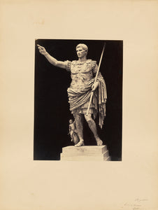 "James Anderson:Augustus of Prima Porta,16x12""(A3)Poster"