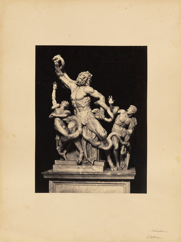 "James Anderson:Laocoon,16x12""(A3)Poster"