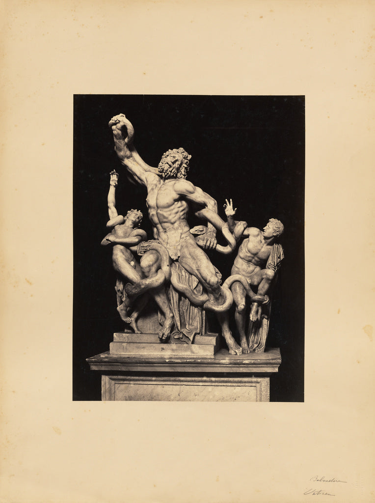 James Anderson:Laocoon,16x12