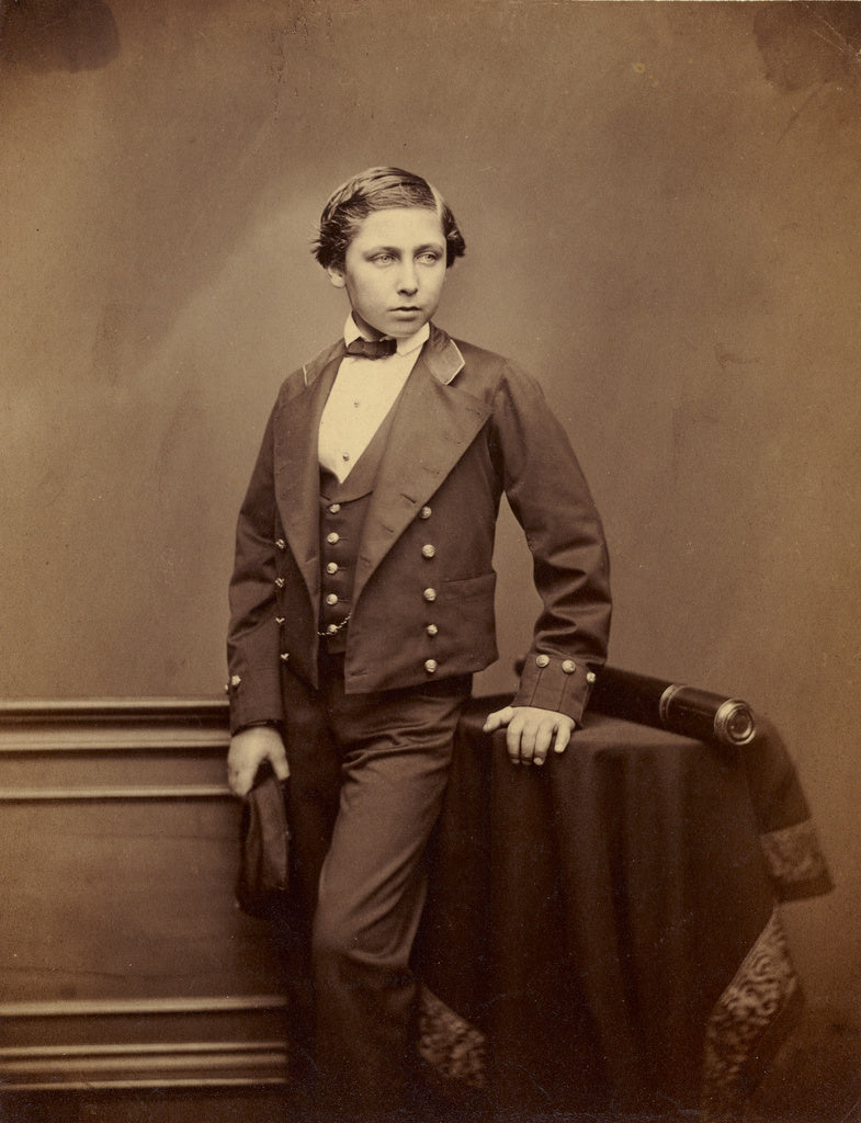 John Jabez Edwin Mayall:[The Prince of Wales (Edward VII)],16x12