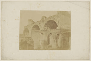 "Unknown maker, Italian:[Basilica of Maxentius and Constantin,16x12""(A3)Poster"