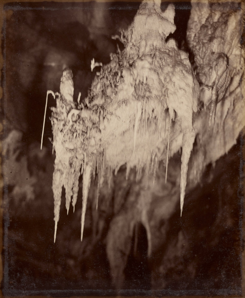 "Charles Smith Wilkinson:[Stalactite Formation],16x12""(A3)Poster"