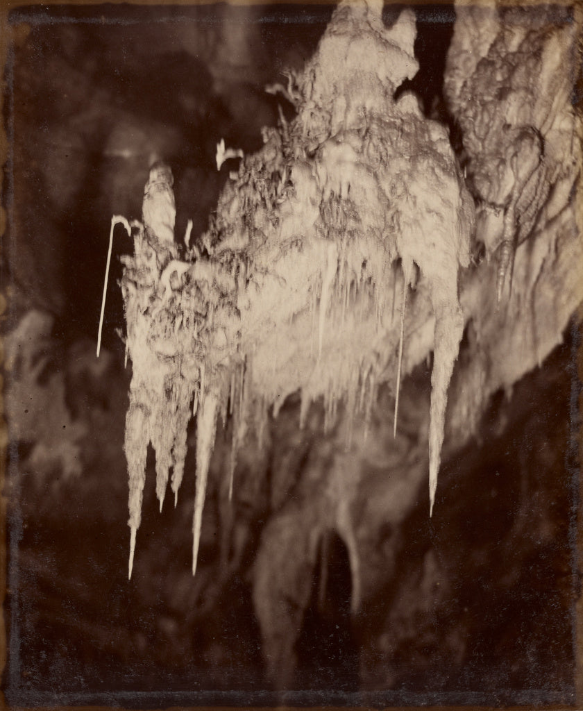 Charles Smith Wilkinson:[Stalactite Formation],16x12