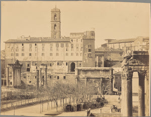 "Unknown maker, Italian:[The Roman Forum],16x12""(A3)Poster"