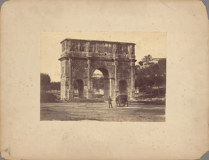 "Unknown maker, Italian:[Arch of Constantine],16x12""(A3)Poster"