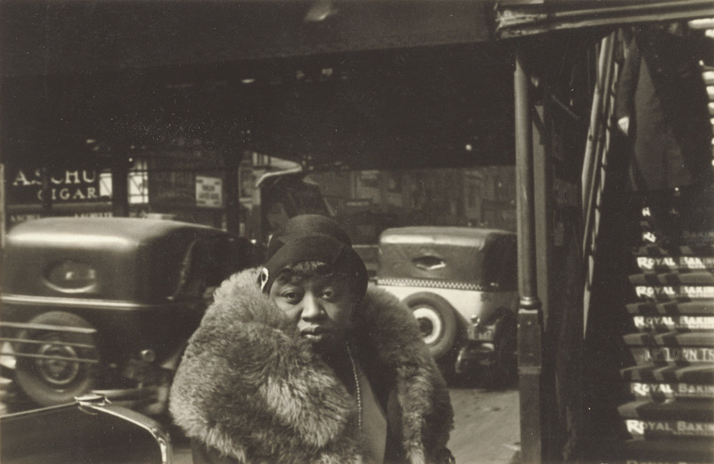 Walker Evans:6th Avenue,16x12