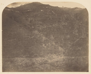 "Carleton Watkins:[Railroad Bridge and Josephine],16x12""(A3)Poster"