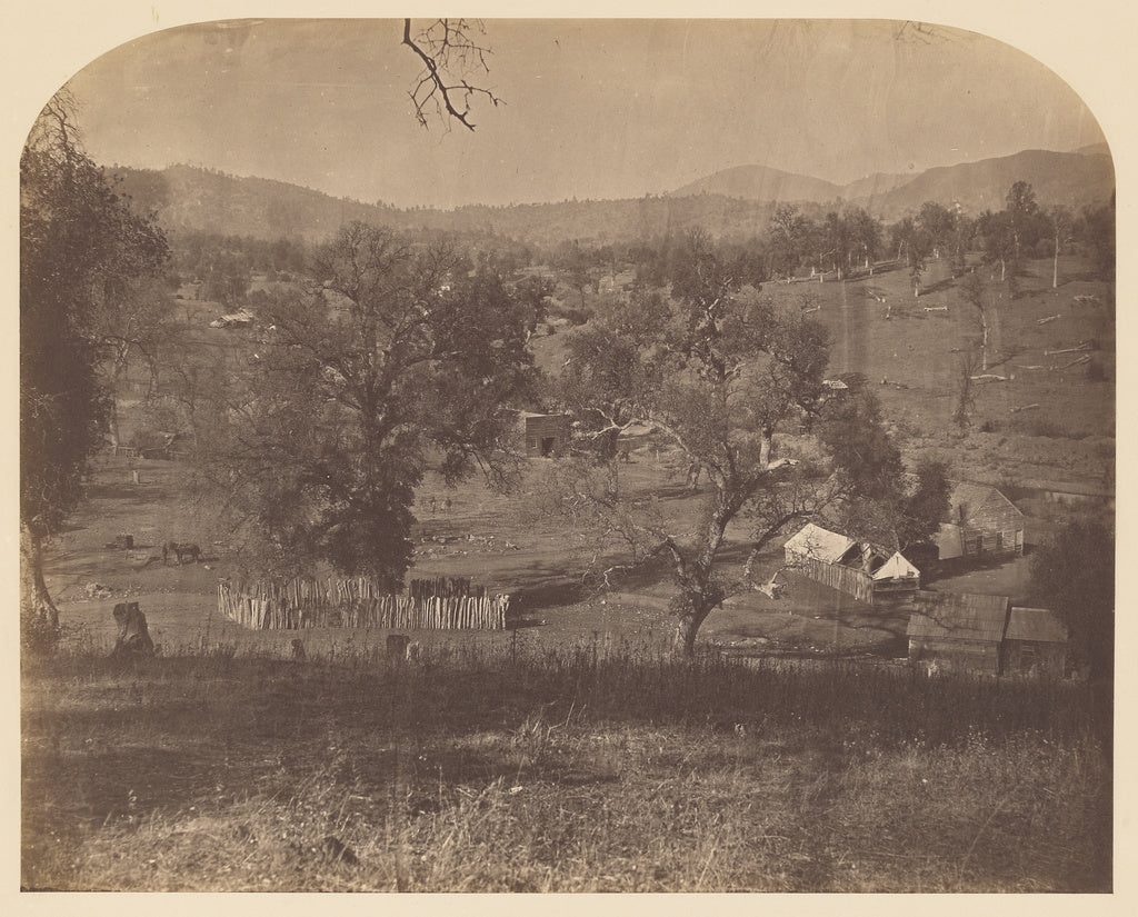 Carleton Watkins:[Bridgeport - East],16x12