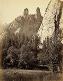 "Carleton Watkins:[Cathedral Spires],16x12""(A3)Poster"