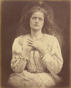 "Julia Margaret Cameron:""So now I think my time is near - I t,16x12""(A3)Poster"