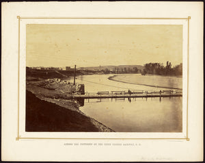 "Alexander Gardner:[View on the Big Blue River, Kansas],16x12""(A3)Poster"