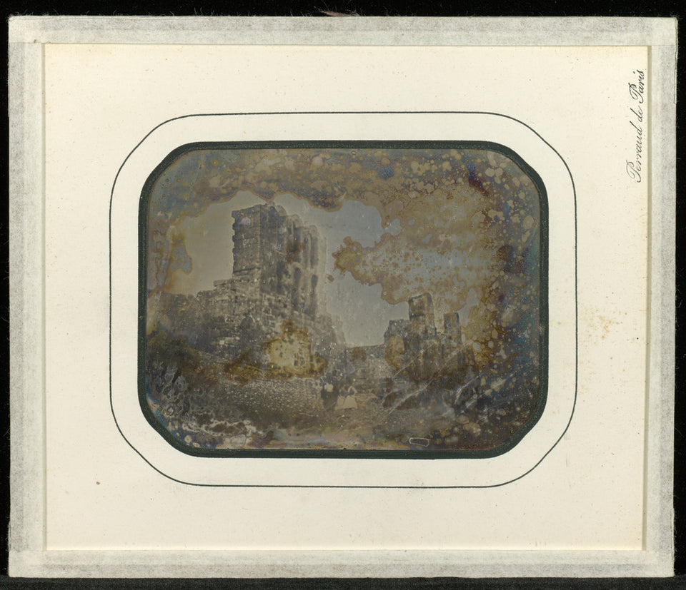 "Philippos Margaritis:[The Odeion of Herodes Atticus],16x12""(A3)Poster"