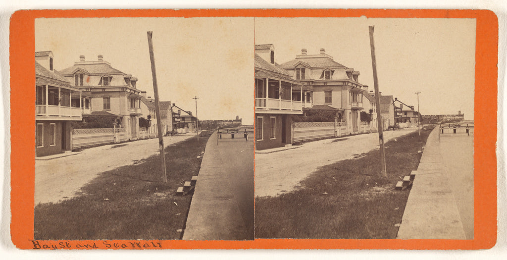 Unknown:[Seawall Looking North]/[Bay St. and Seawall],16x12