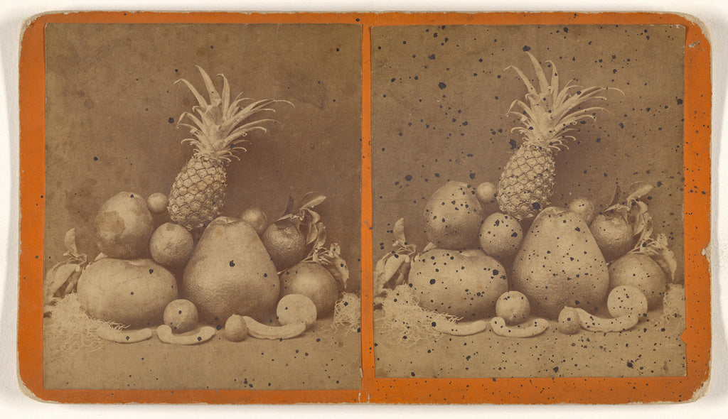 Unknown:[Still life of fruits],16x12