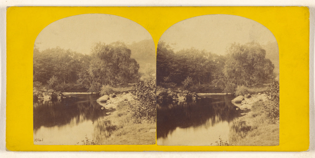 Unknown maker, British:[Stereoscopic Gem of Old England],16x12