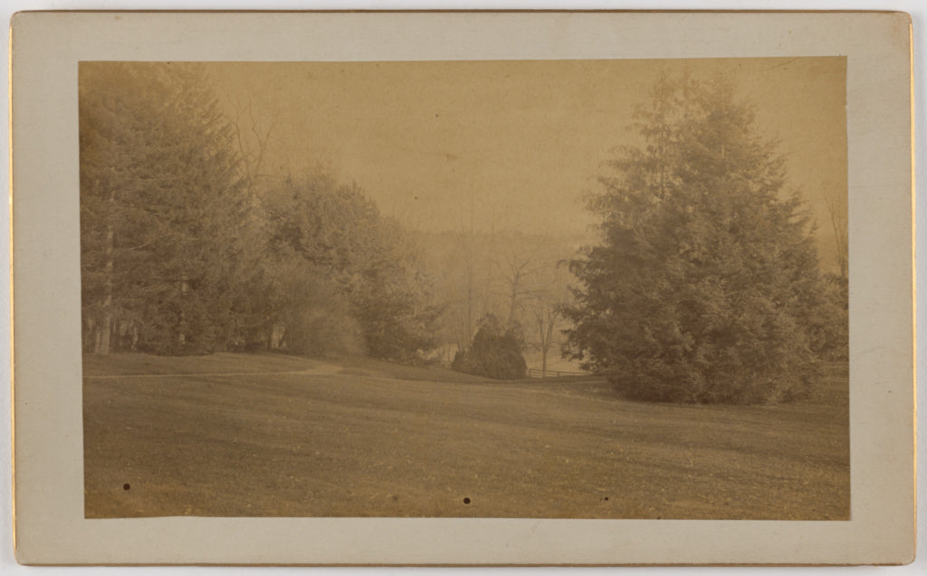 Unknown maker, American:Silverspring [country view],16x12