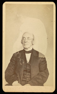 "William H. Mumler:[William Lloyd Garrison],16x12""(A3)Poster"