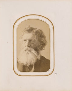 "Ranger & Frasee:[Unidentified white-bearded man],16x12""(A3)Poster"