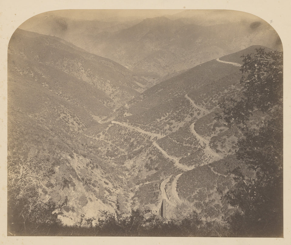 "Carleton Watkins:[Hell's Hollow],16x12""(A3)Poster"
