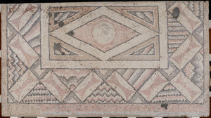 "Unknown:Panel from a Mosaic Floor from Antioch (right end; p,16x12""(A3)Poster"