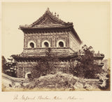 "Felice Beato:[The Imperial Porcelain Palace, Peking],16x12""(A3)Poster"
