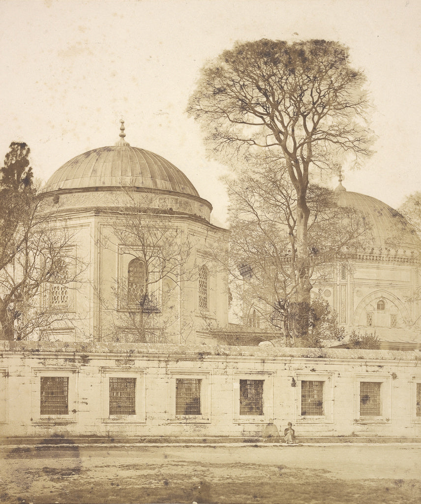 James Robertson:[The Mosque of Sultan Achmet],16x12