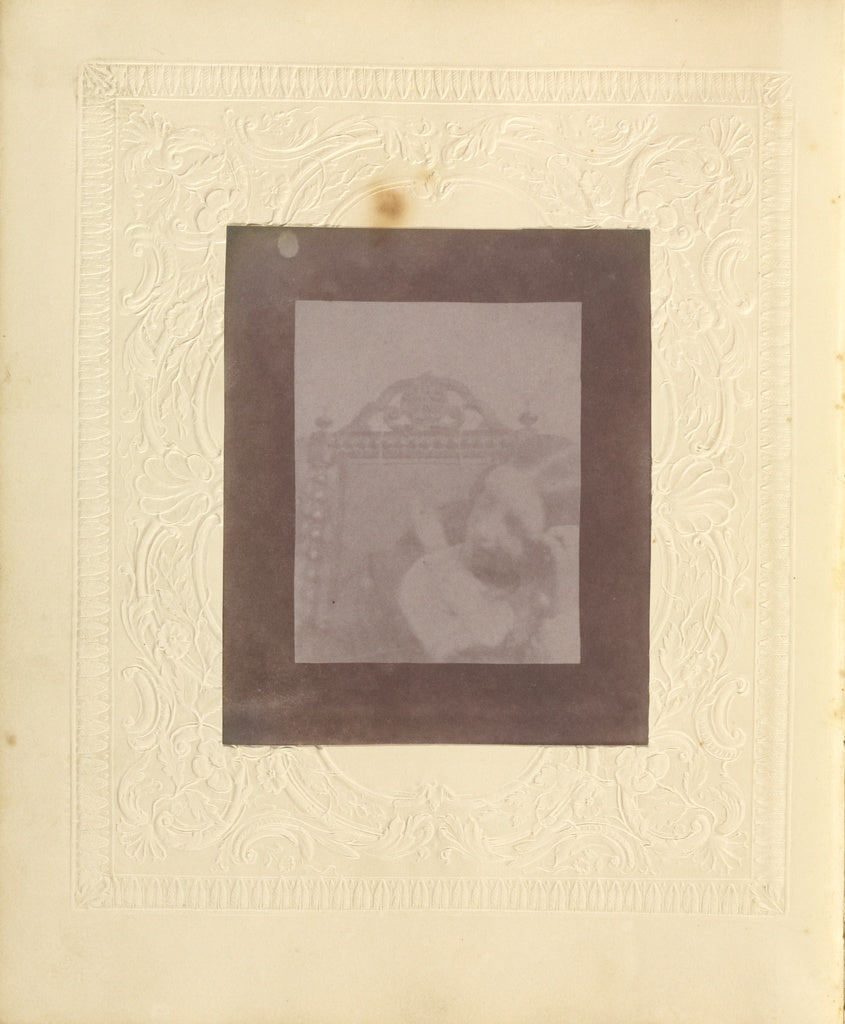 Unknown maker, British, active India about 1843:[Portrait of,16x12