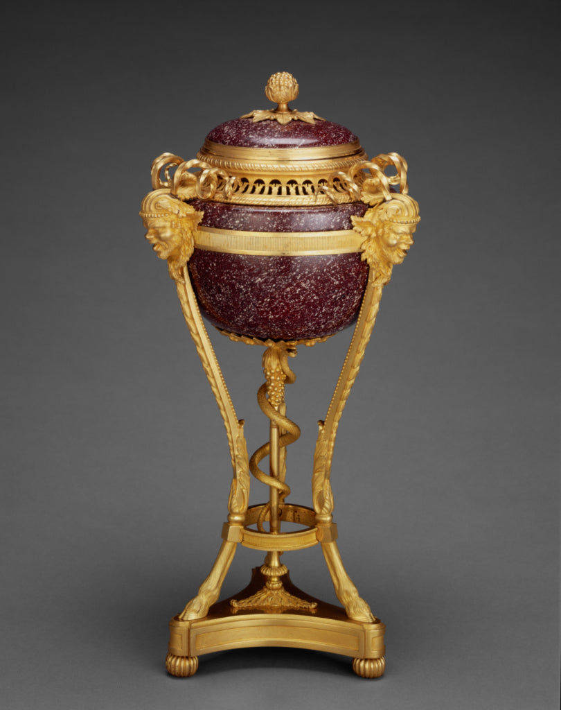 Pierre-Philippe ThomireAttributed to:Perfume burner,16x12