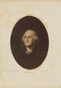 "J.A. Whipple:Washington,16x12""(A3)Poster"