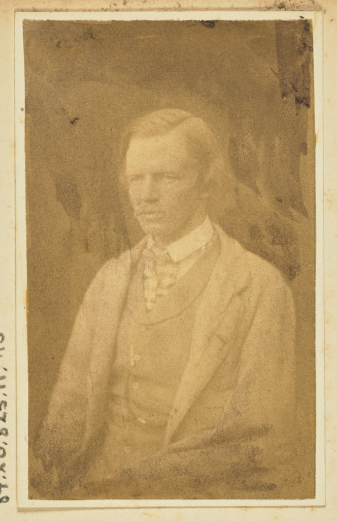 Unknown maker:[Portrait of A. B. Boswell],16x12