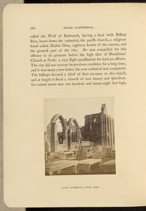 "George Washington Wilson:Elgin Cathedral; South Aisle,16x12""(A3)Poster"
