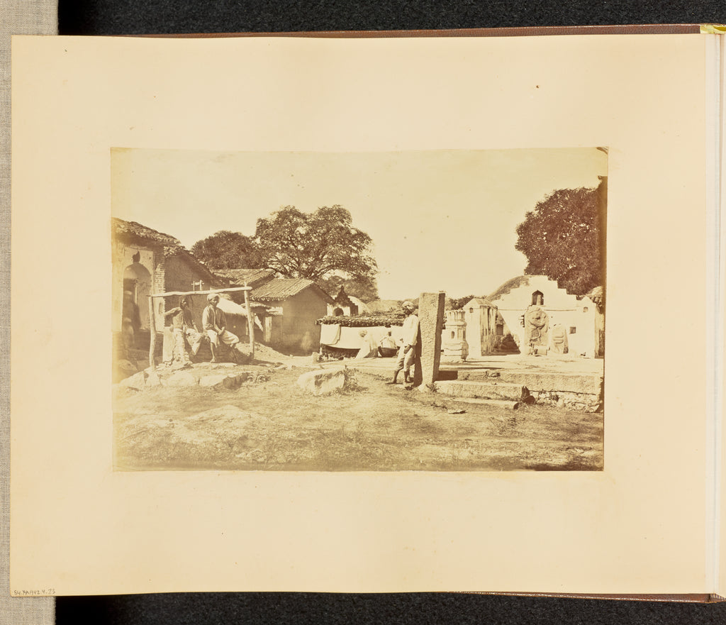 Willoughby Wallace Hooper:[Village View],16x12