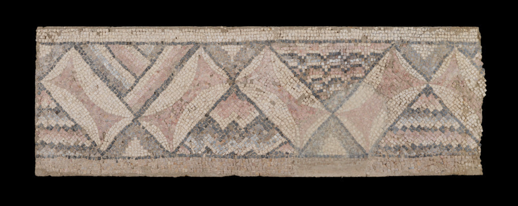 Unknown:Panel from a Mosaic Floor from Antioch (top right bo,16x12
