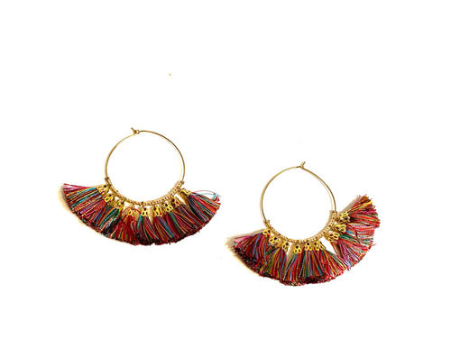 Raja Rainbow Hoops