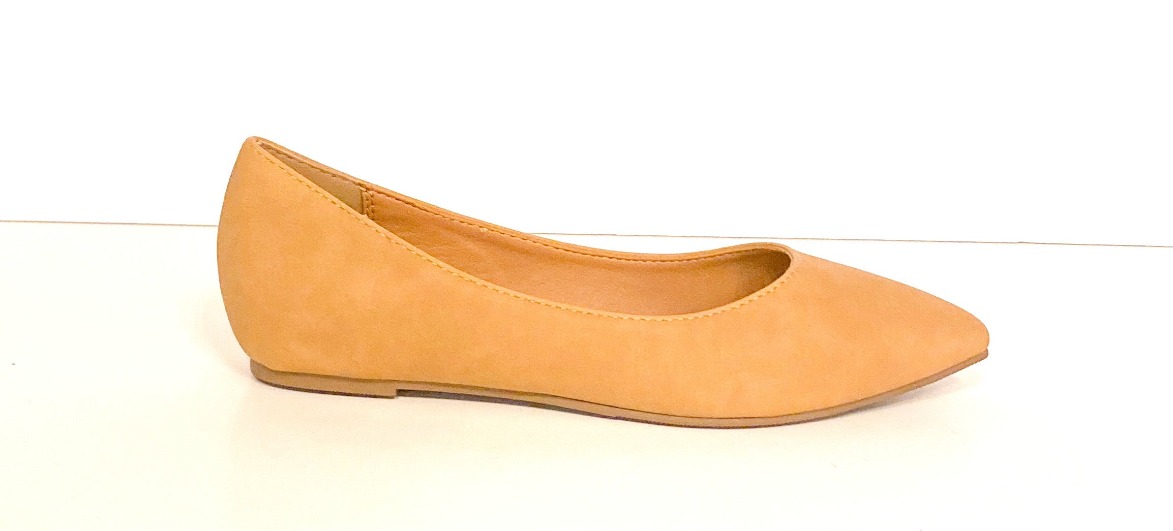 Sand Flat Pointed Toe