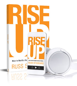 Rise Up: How to Build a Socially Conscious Business - Audiobook