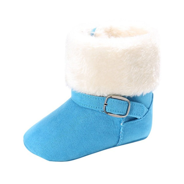 Super Warm Infant Soft Bottom Snow Boots - dealsfortut