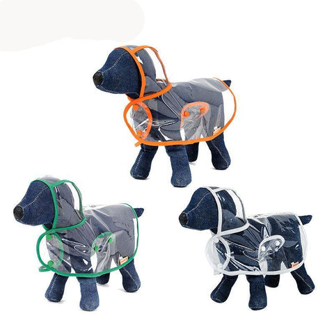 Beautiful Small Dog Raincoat - dealsfortut